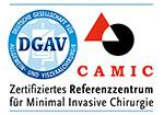 dieses Bild zeigt das Logo der DGAV